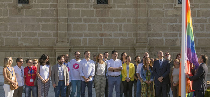 LGTBIfobia Parlamento Andaluz Togayther