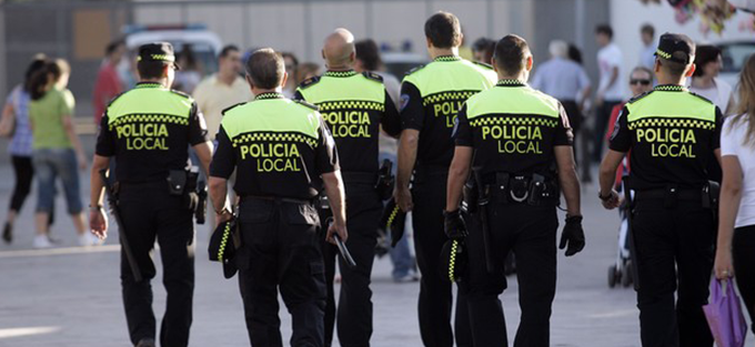 Policia Local Togayther