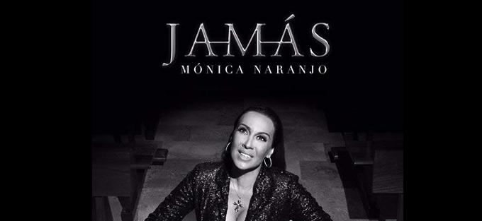 Photo of Jamás, el nuevo tema de Mónica Naranjo ya tiene portada