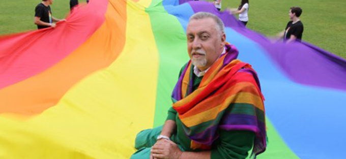 Photo of Historia de la bandera gay