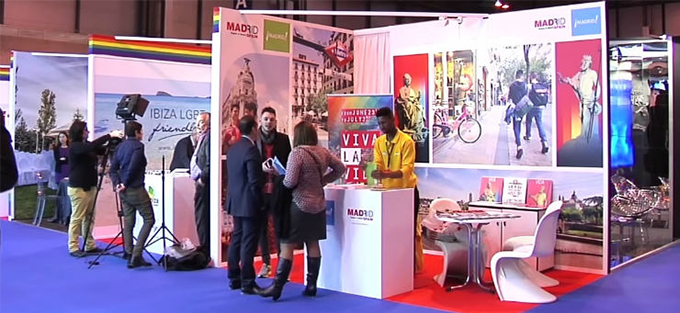Photo of El turismo gay toma protagonismo en FITUR