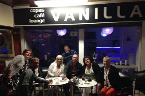 Vainilla Café Copas