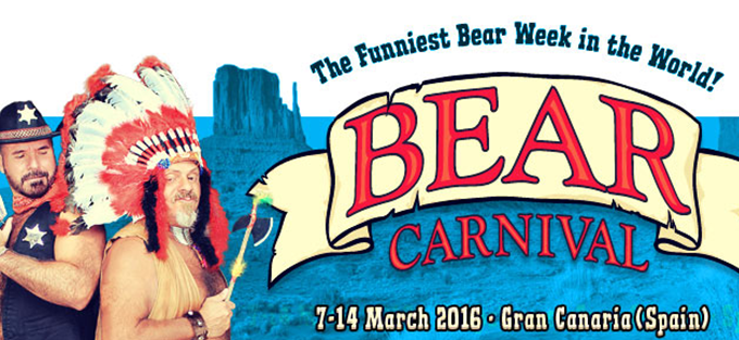 Photo of Nos vamos de viaje al Bear Carnival de Gran Canaria