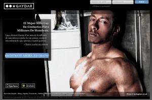 web gay para ligar Gaydar
