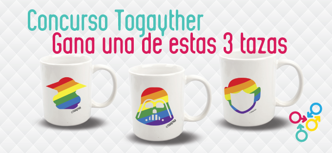 Photo of Concurso Taza Star Wars Gay