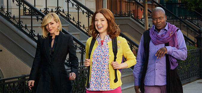 Unbreakable Kimmy Schmidt serie gay