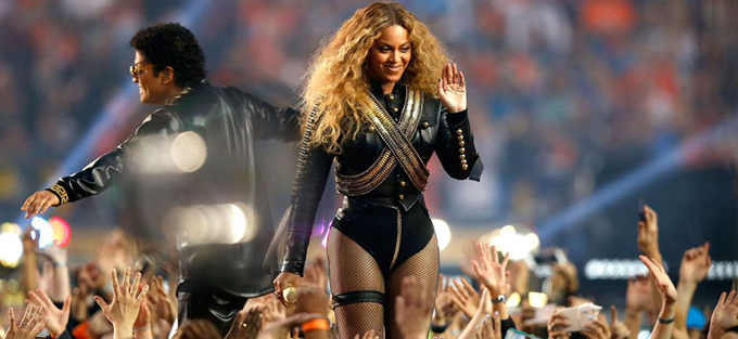Photo of Una Superbowl espectacular con Beyonce, Lady Gaga, Bruno Mars y Coldplay