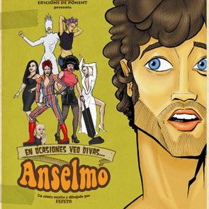 Anselmo libro gay