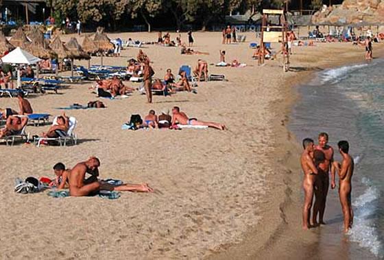 Playa Nudista Cádiz