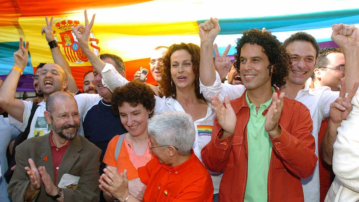 Photo of 11 años de bodas gay en España