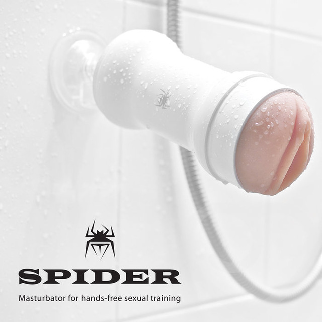 Araña manos libres consolador