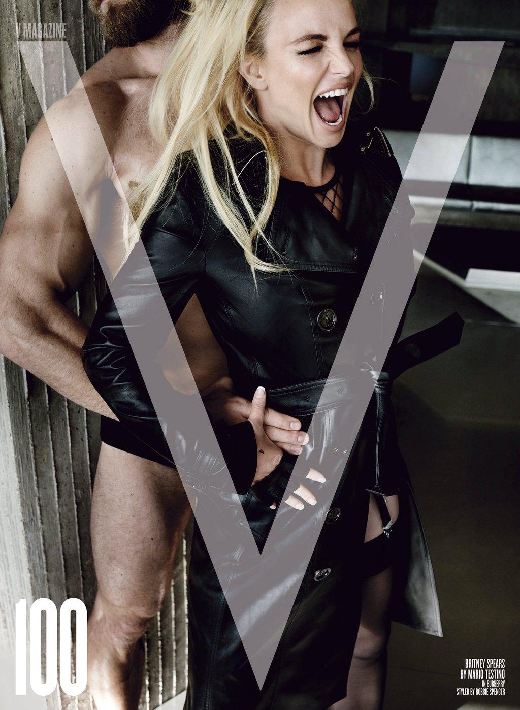 El nuevo disco de Britney Spears está al caer