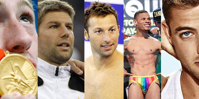Photo of Nuestro Top 5 de deportistas gays