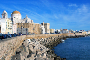 Bandera Arco Iris Cádiz