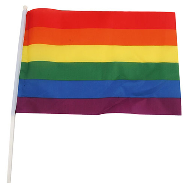 Banderín Gay Arco Iris