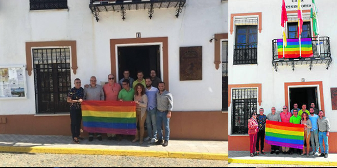 Photo of Cortelazor municipio libre de homofobia