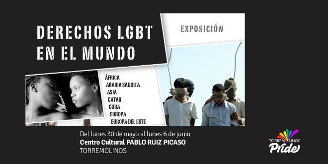Photo of Exposición de Derechos Humanos LGTB en Torremolinos