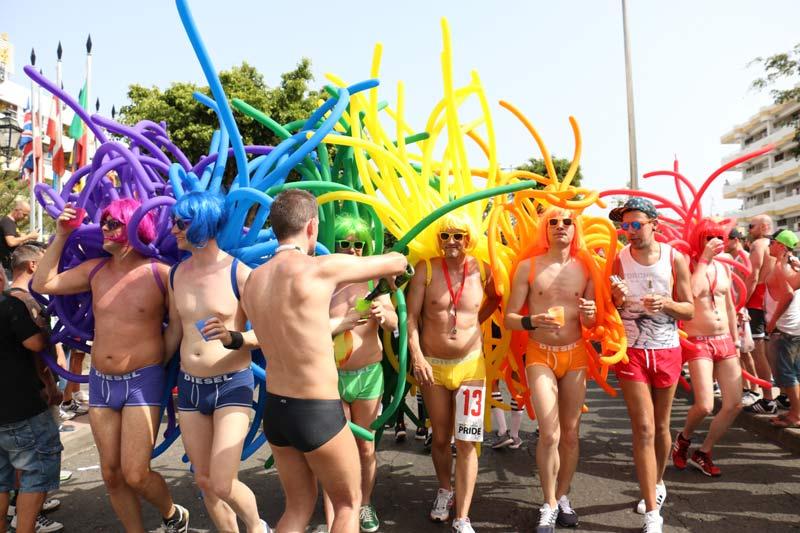 Ha comenzado el Orgullo Gay de Maspalomas 2016