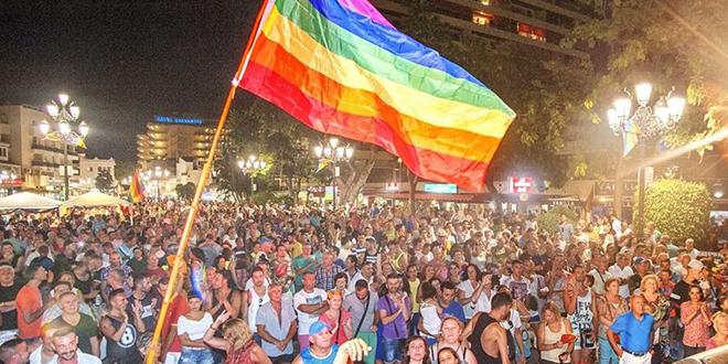 Orgullo Gay de Torremolinos: Programa del 2 de junio
