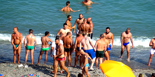 Gay beaches Torremolinos