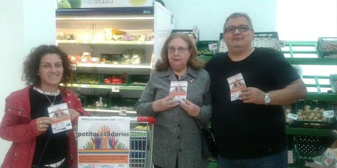 Photo of Potitos solidarios Campaña Solidaria de recogida de alimentos de Colega