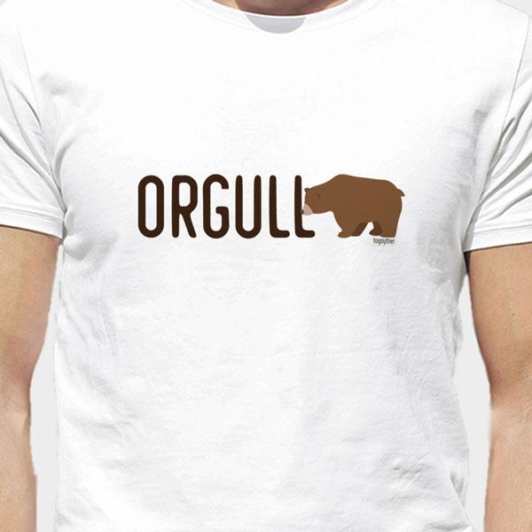 Camiseta Orgullo orgullOSO Togayther
