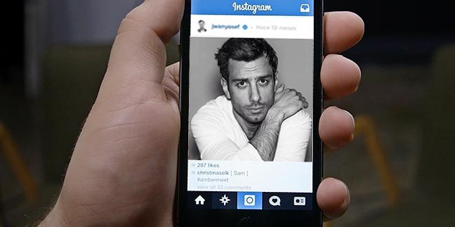 chicos gays más sexys en Instagram