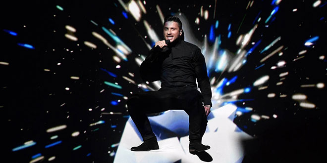 clasificados de la Primera semifinal de Eurovisión