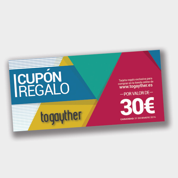 Cupón Regalo Gay 30 euros