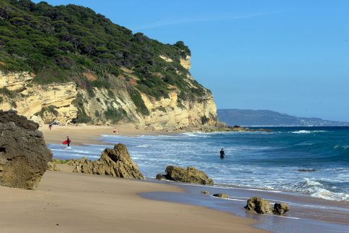 Las mejores playas gay de España. Caños de Meca