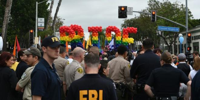 Evitan un atentado en el Orgullo de Los Ángeles