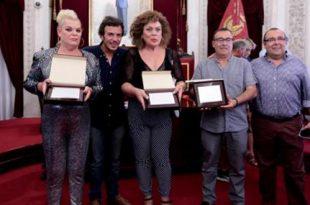 Cádiz homenaje transformistas Orgullo Gay