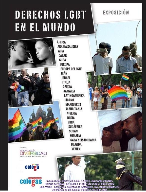 Día Internacional Derechos LGTB