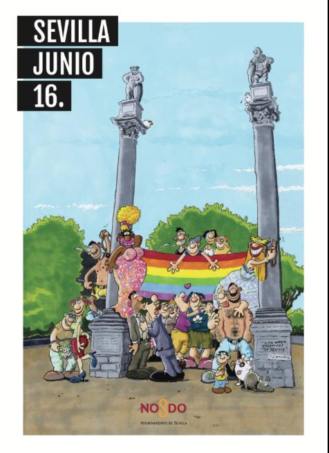Ilustrando El Orgullo