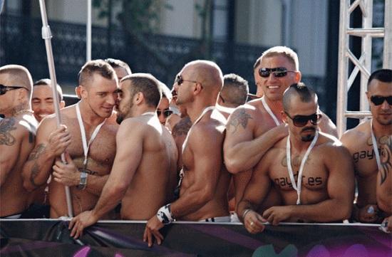 Celebrar el Orgullo Gay