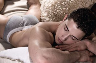 Chicos más sexys durmiendo en Instagram