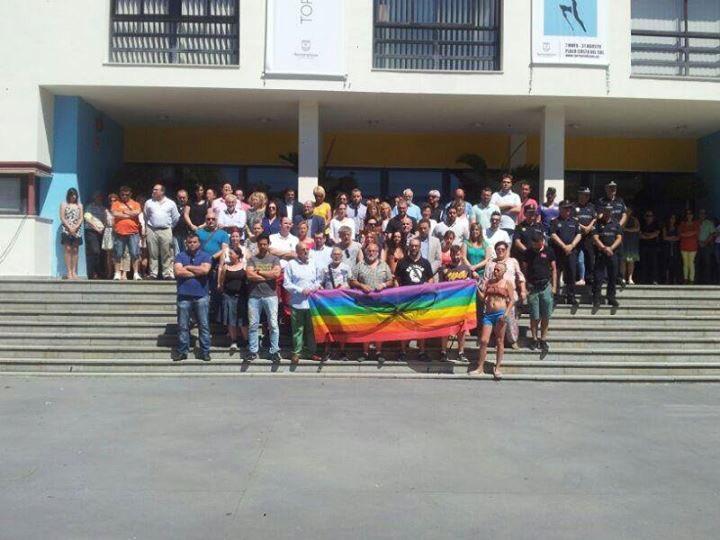 Torremolinos contra atentado de Orlando