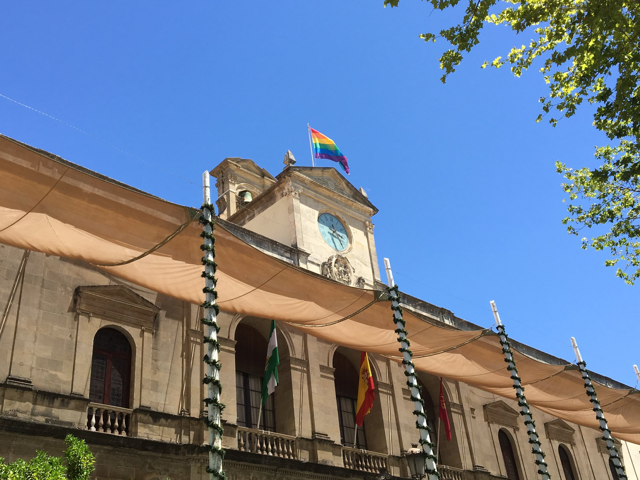 Minuto de Silencio Sevilla
