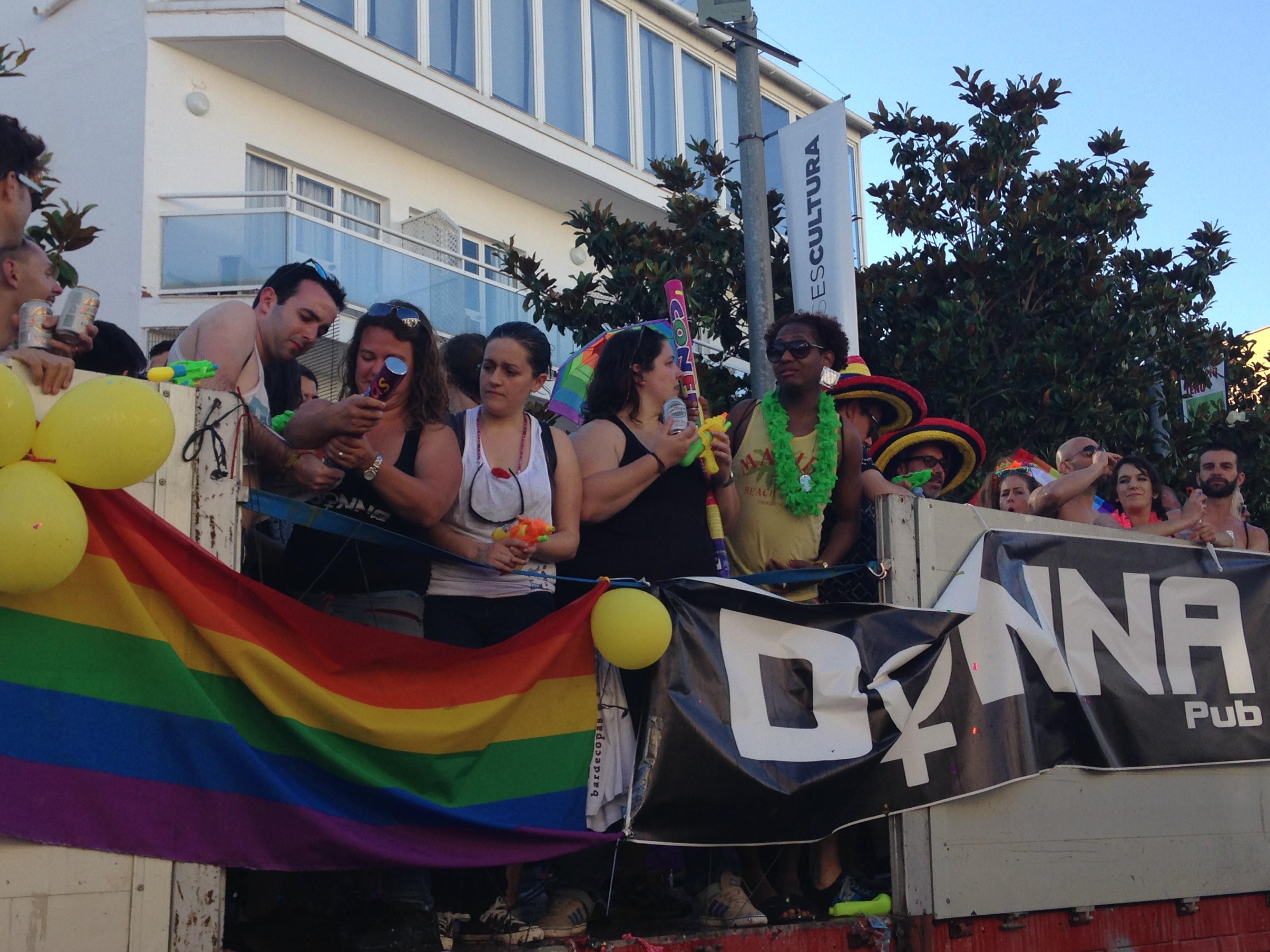 Un Orgullo Gay de Torremolinos sobresaliente