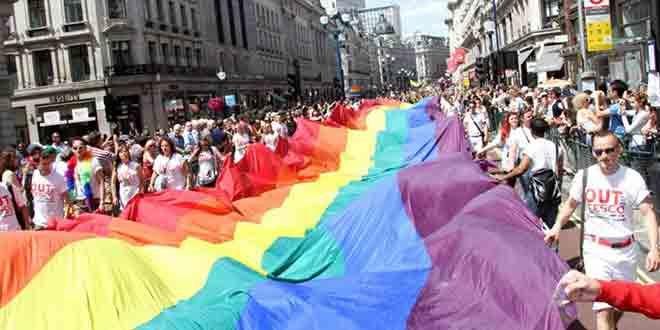 Manifestaciones de Orgullo Gay en España