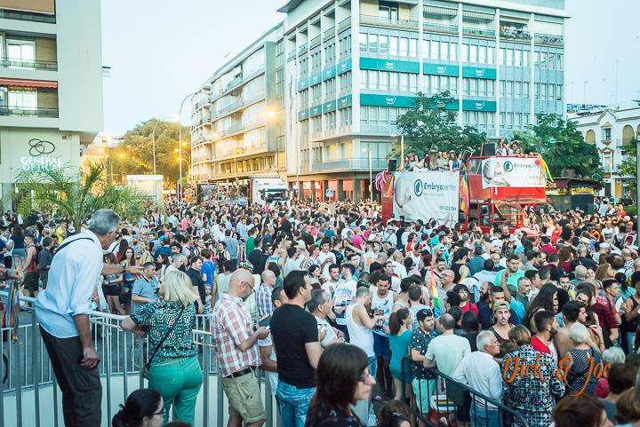 Orgullosos del Orgullo de Sevilla 2016