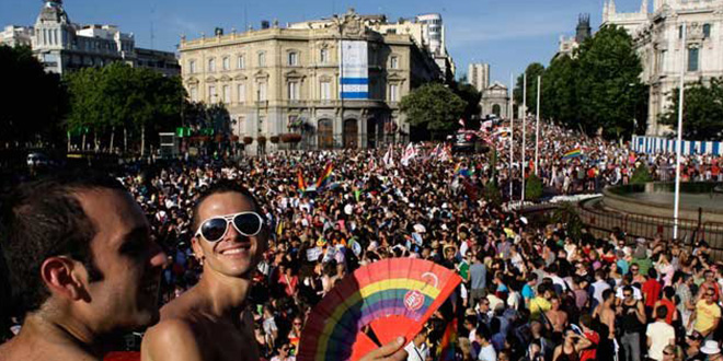 Orgullo Gay Madrid