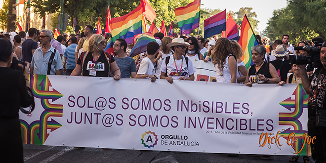 Photo of Orgullosos del Orgullo de Sevilla 2016