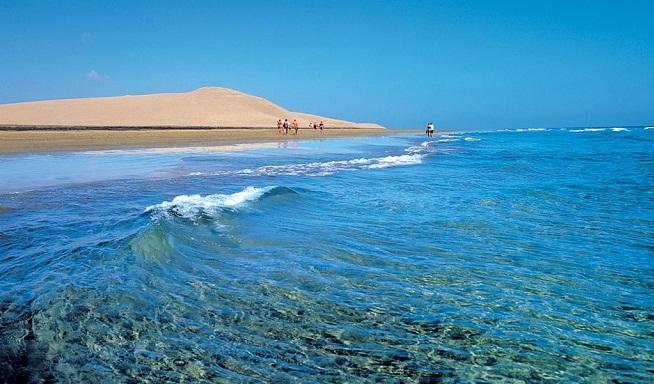 Las mejores playas gay de España. Maspalomas