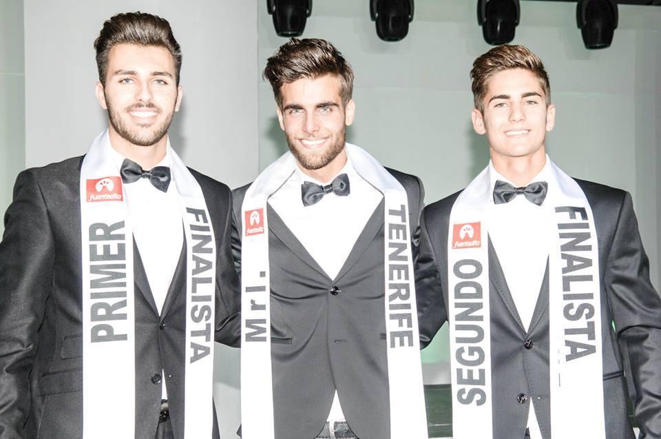 Primer Míster España abiertamente gay