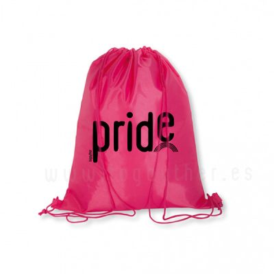 Bolsa Mochila Gay Pride Sac à dos Gay Pride