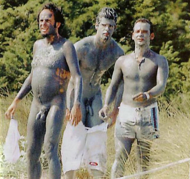 Las mejores pilladas de famosos desnudos
