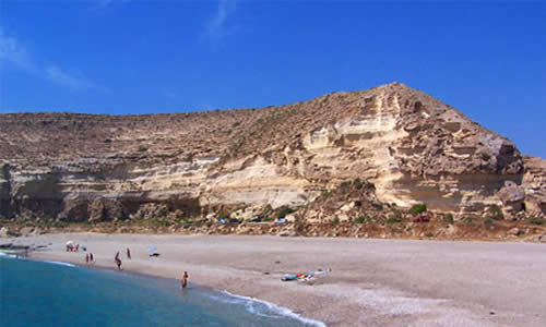 Playa del Corral | Cruising gay Almería