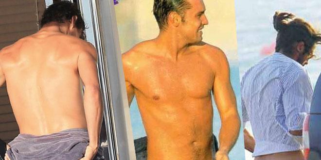 Pilladas de Famosos Desnudos en la Playa