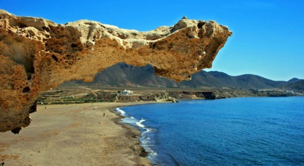 Playa del Arco | Cruising gay Almería